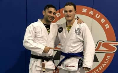 Another successful Jiu Jitsu journey
